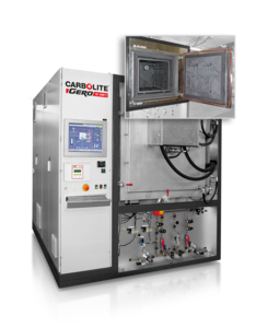 Chamber furnace, graphite insulation ‑ HTK GR
