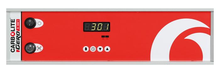 PID furnace controller 301 - CARBOLITE GERO